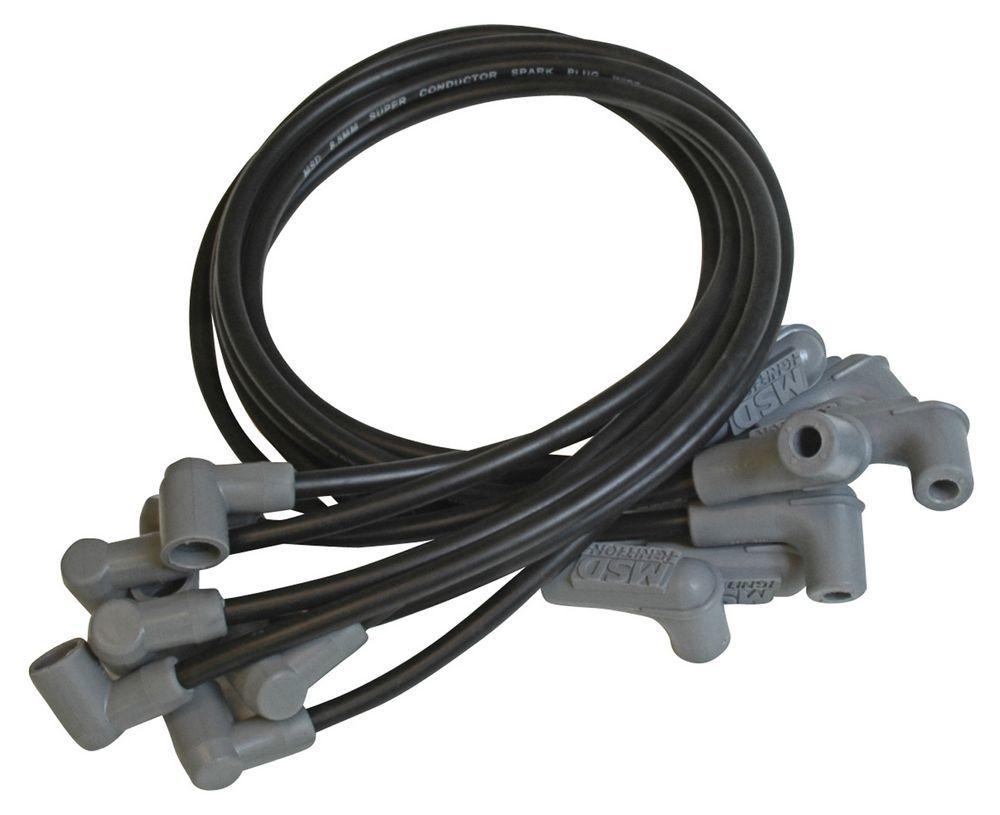 8.5MM Spark Plug Wire Set - Black