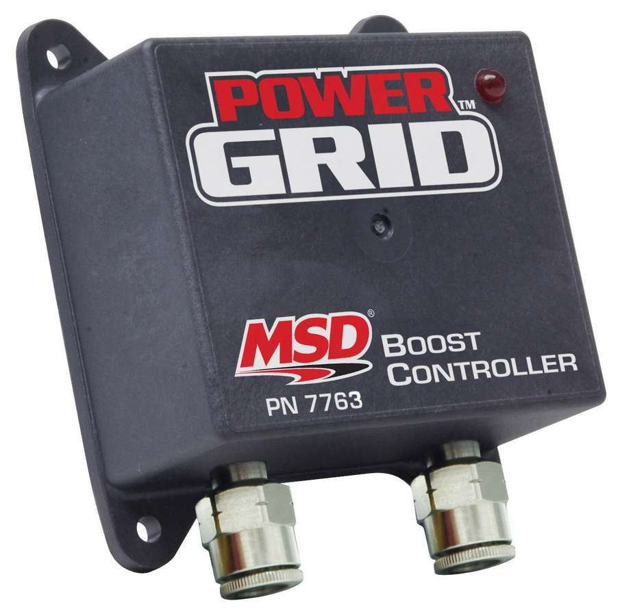 MSD Ignition 7763 Ignition Control Module, Power Grid Module, Boost Controller, Each