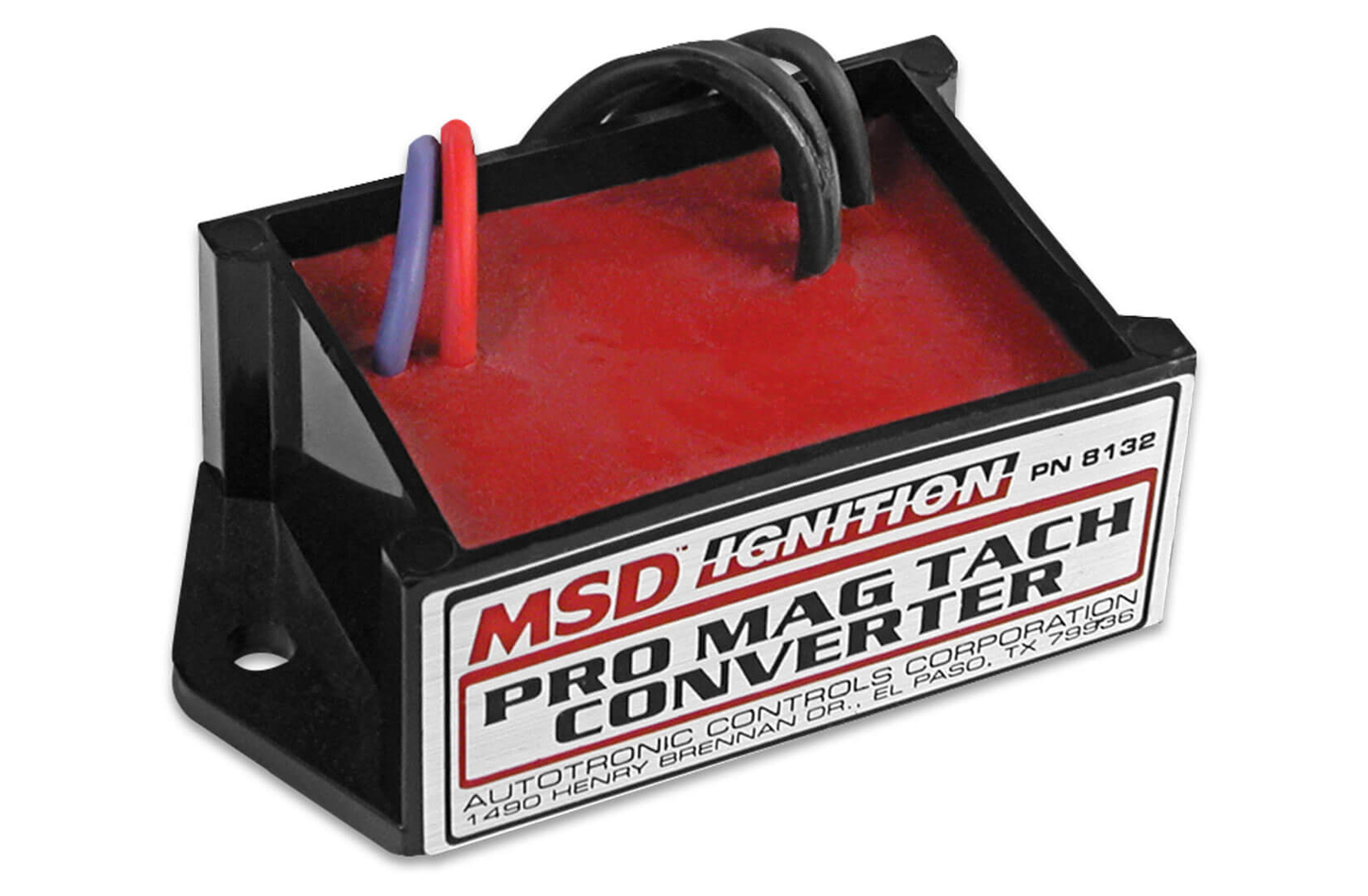 MSD Ignition 8132MSD Tachometer Adapter, Magneto, MSD Pro Mag, Each