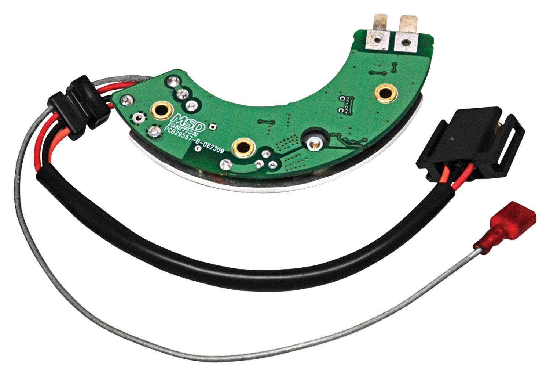 MSD Ignition 83647 Ignition Control Module, Heat Digital HEI Module, MSD Pro-Billet HEI Distributors, Each