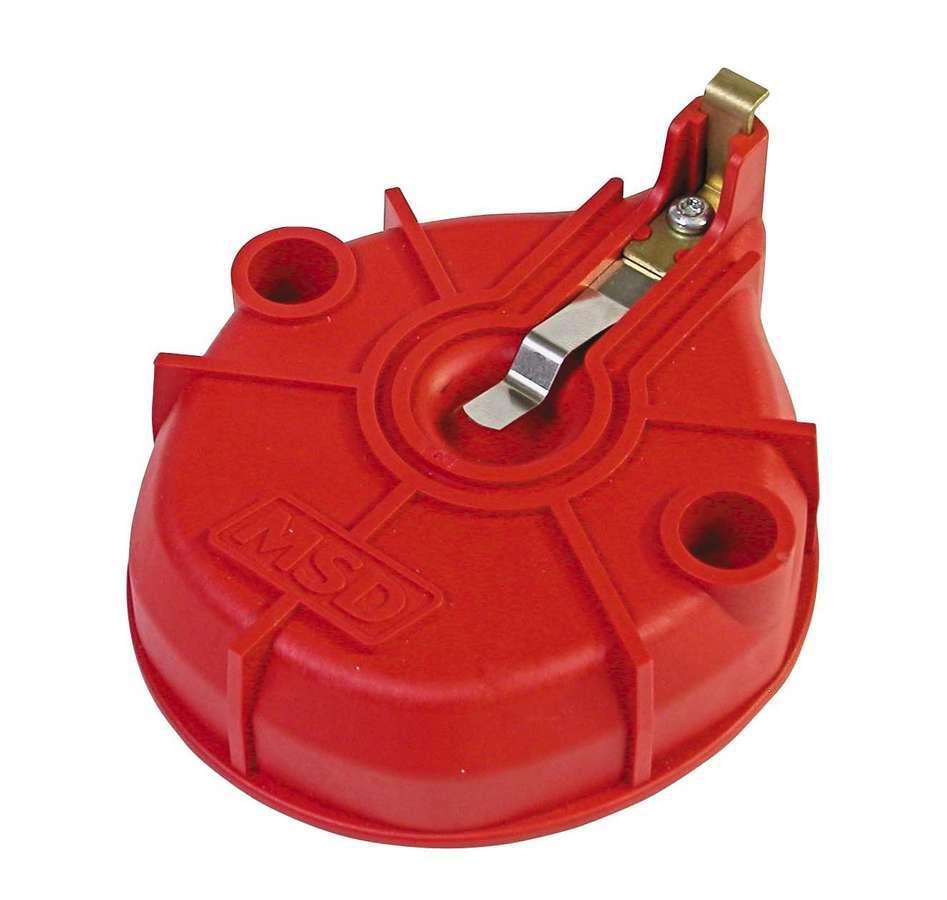 MSD Ignition 84101 Distributor Rotor, Brass Terminal, MSD Heavy Duty HEI, Each