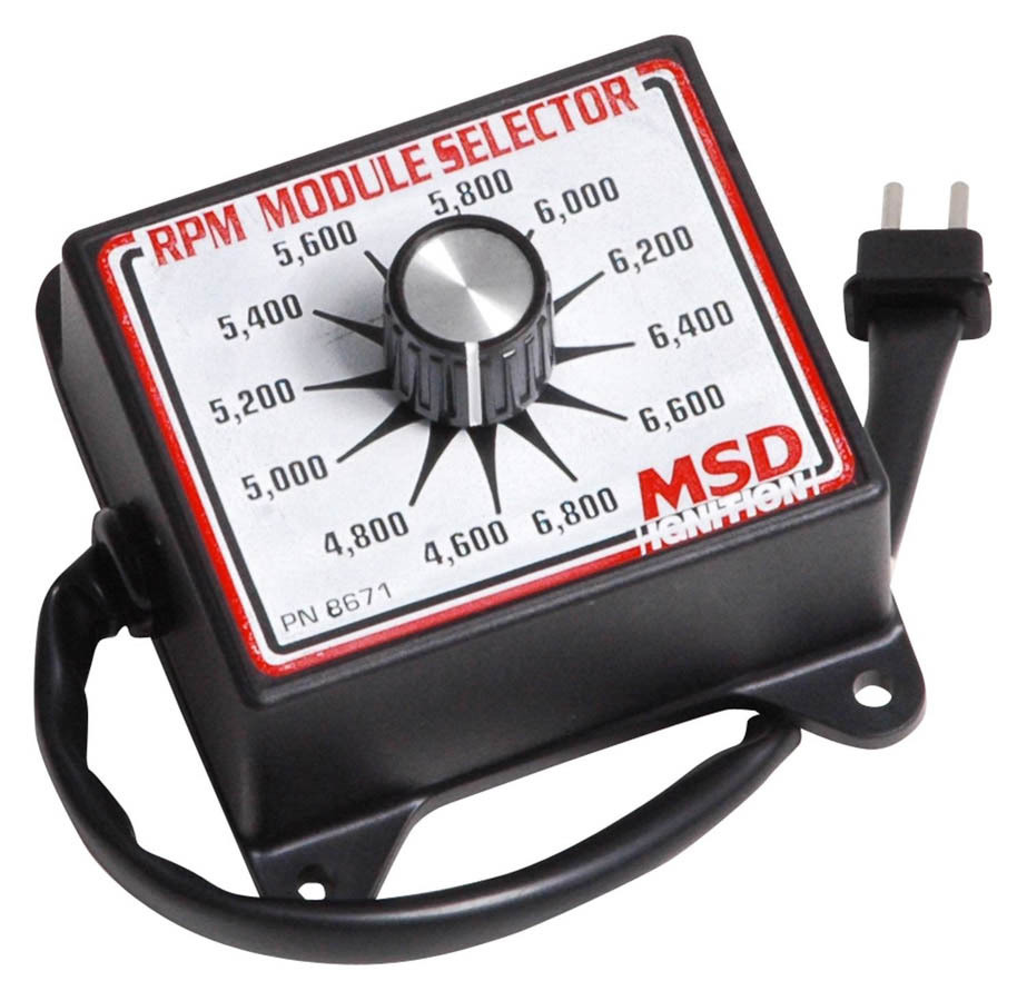 MSD IGNITION ASY11533 6200 RPM Module