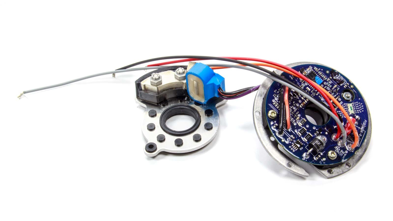 MSD Ignition ASY19970 Distributor Circuit Board, Pro Billet Distributor, Big Block Ford / Cleveland / Modified, Each