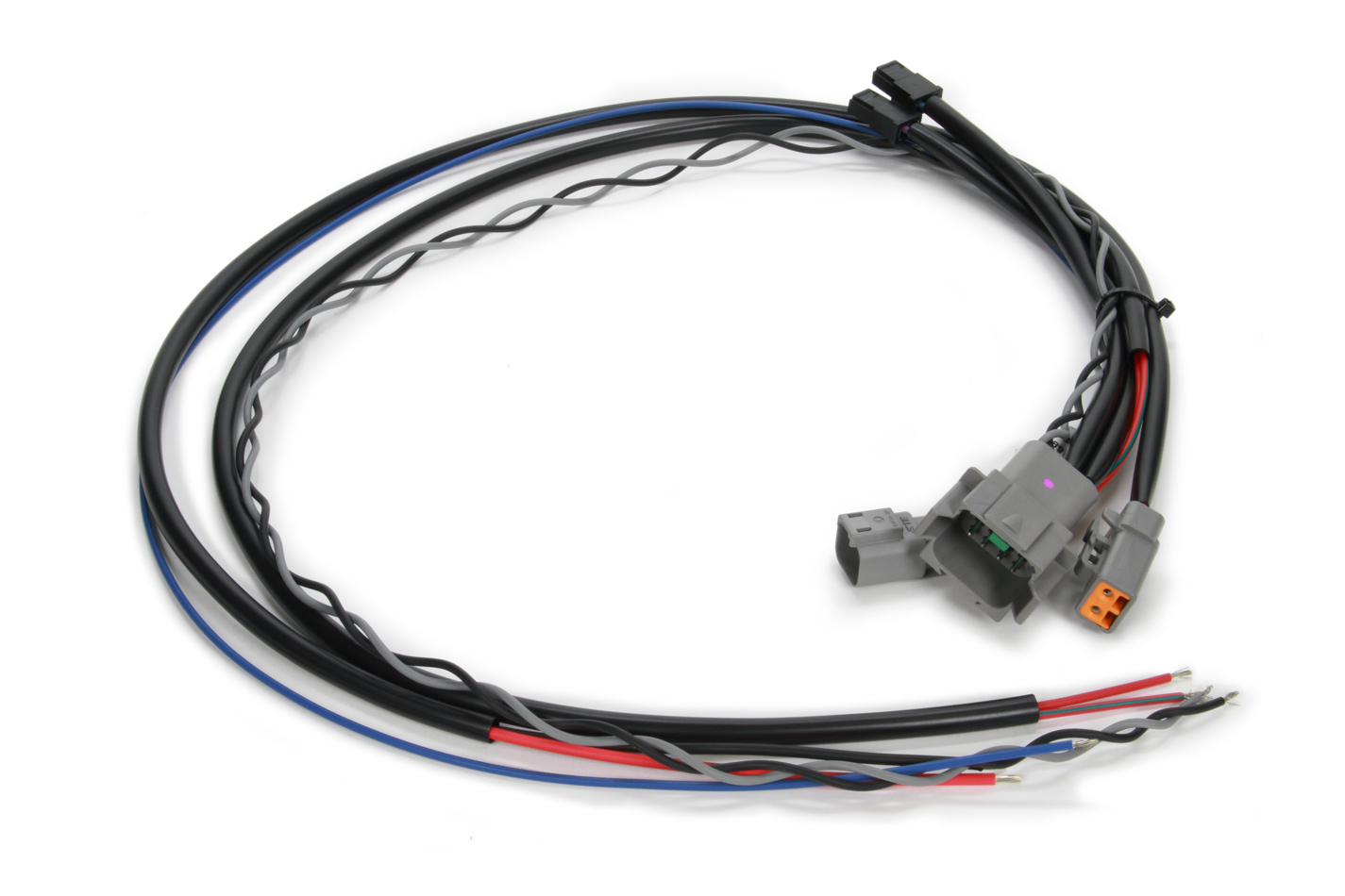 MSD Ignition ASY25062 Ignition Wiring Harness, 36 in Long, Midget, Each