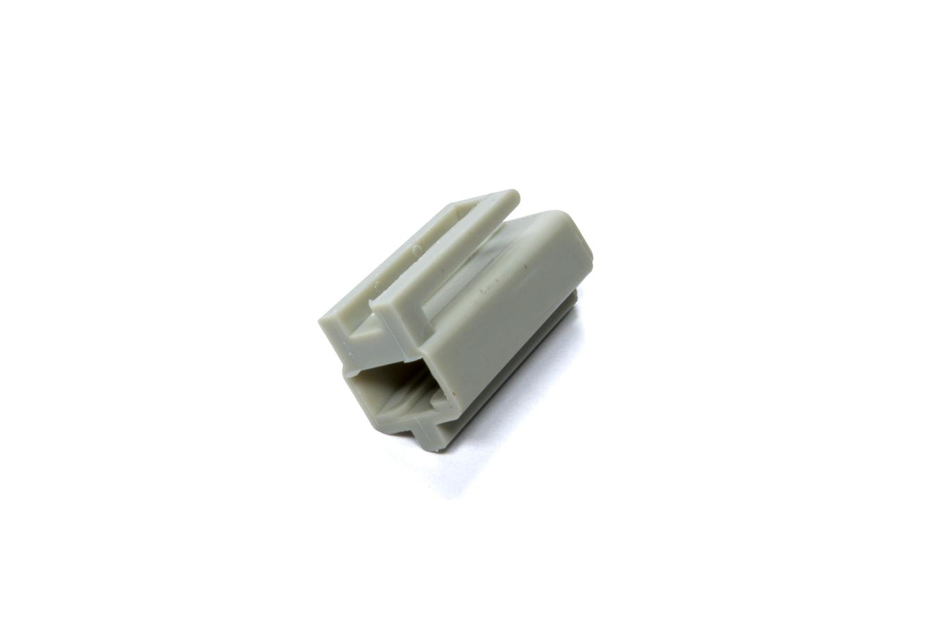MSD Ignition CON15856 Wire Terminal, Insulated, Female, Gray, GM HEI Ignition, Each