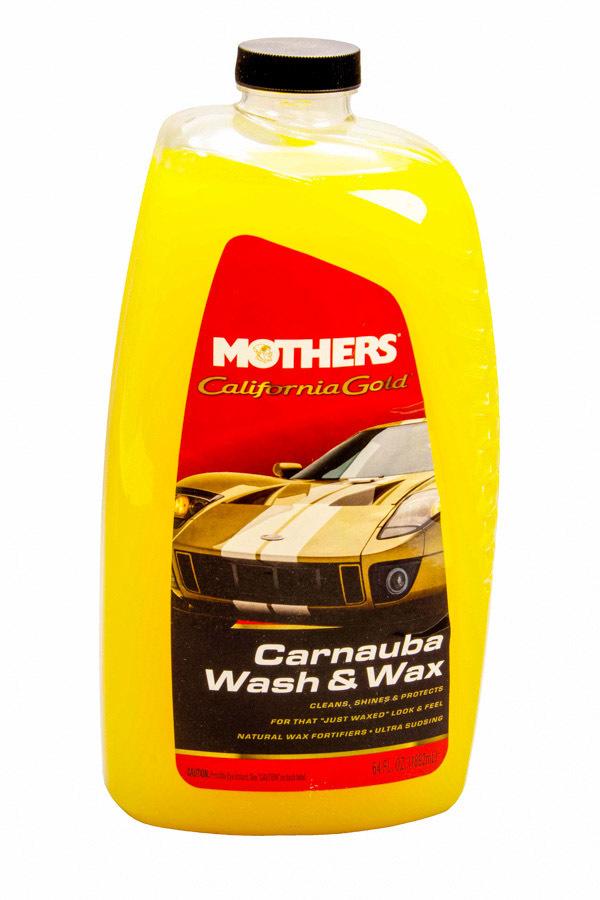 Cali Gold Car Wash/Wax 64oz