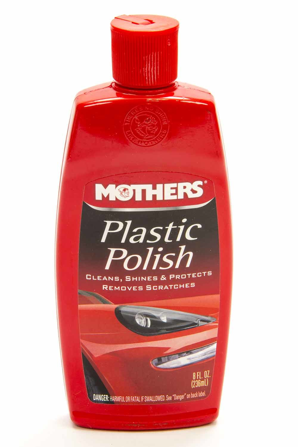 Plastic Polish 8 Oz.