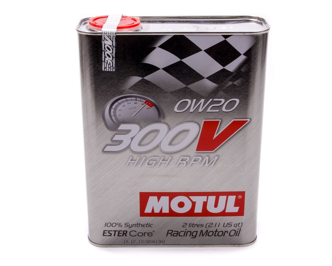 300V 0w20 Racing Oil Synthetic 2 Liter