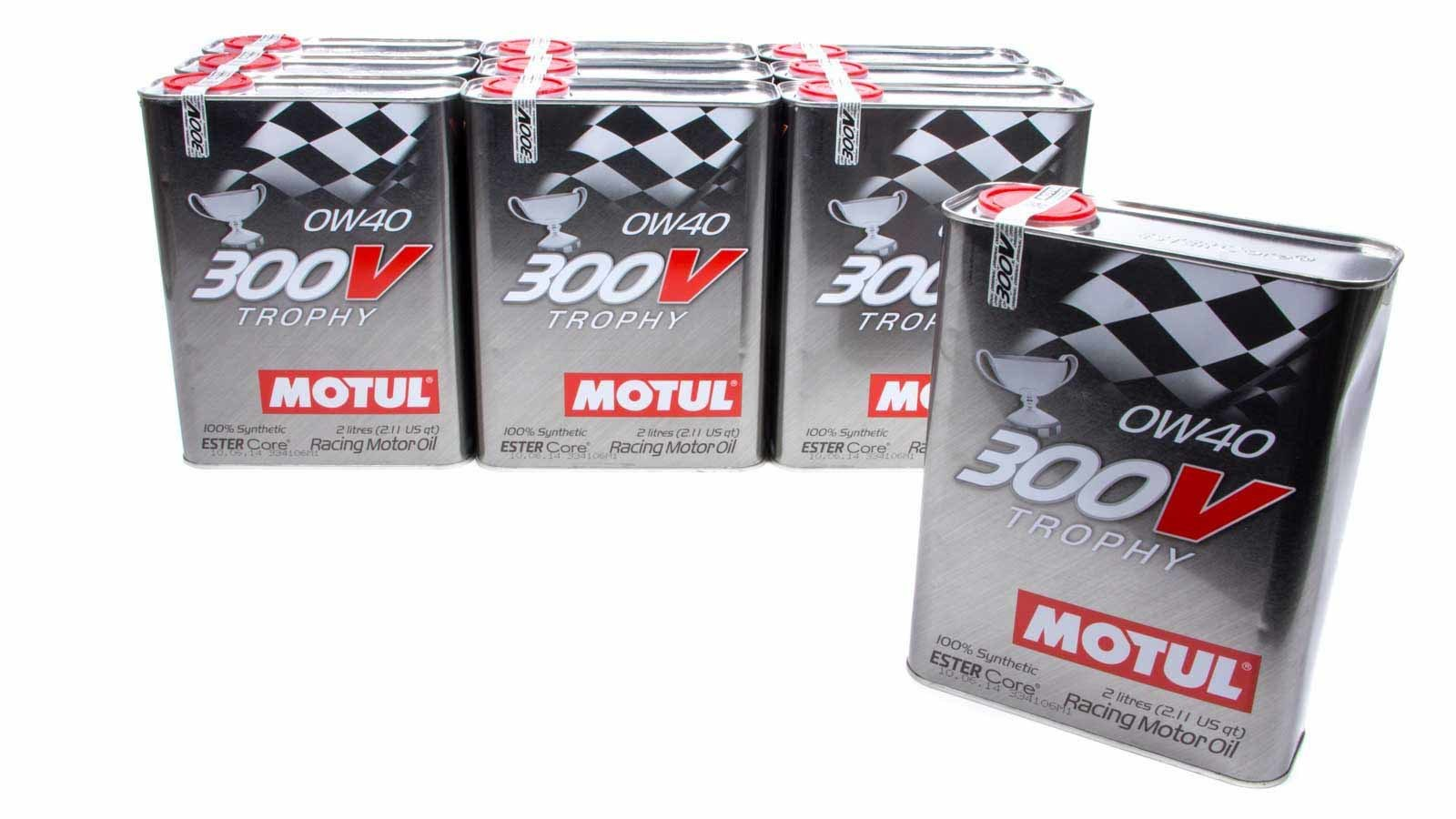 300V Trophy Oil 0w40 Case 10x2 Liter