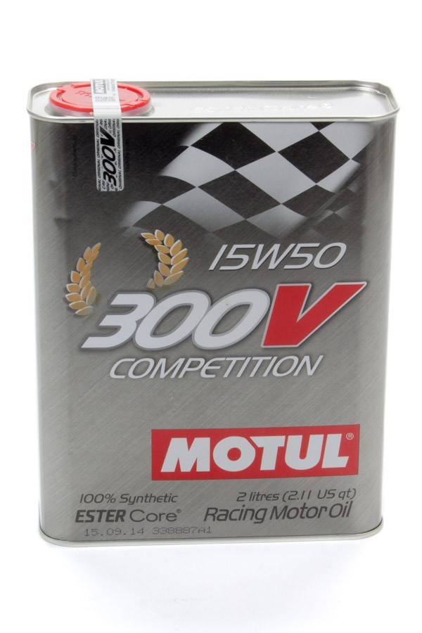 300V 15w50 Racing Oil Synthetic 2 Liter
