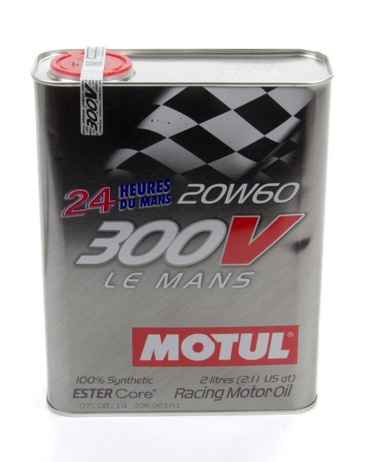300V Le Mans 20w60 2 Liter