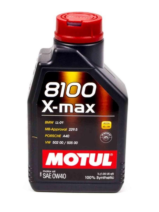 8100 0w40 X-Max Oil 1 Liter