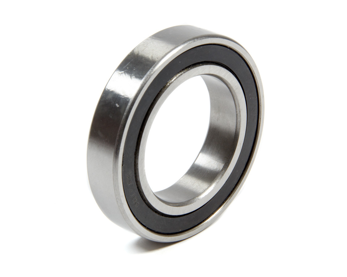 M & W Aluminum Products 6011-2RS Birdcage Bearing, 2.150 in ID, 3.550 in OD, 0.710 in Wide, Single Row, Steel, M and W Aluminum Birdcage, Each