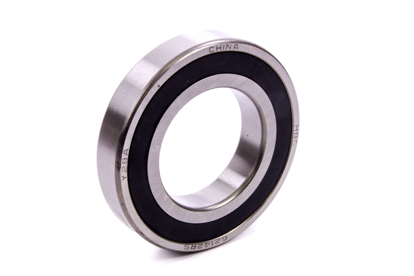 M & W Aluminum Products 6214-2RS Birdcage Bearing, 2.750 in ID, 4.930 in OD, 24 mm Wide, Single Row, Steel, M and W Aluminum Birdcage, Each
