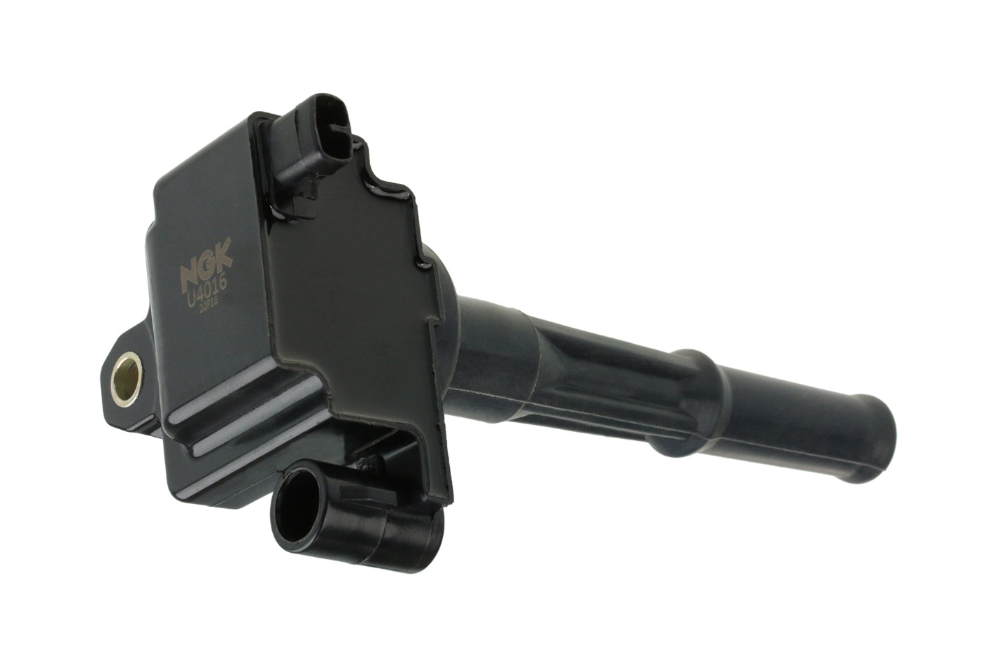 NGK U4016 Ignition Coil Pack, Coil-On-Plug Waste Spark, OE Specs, Black, Each