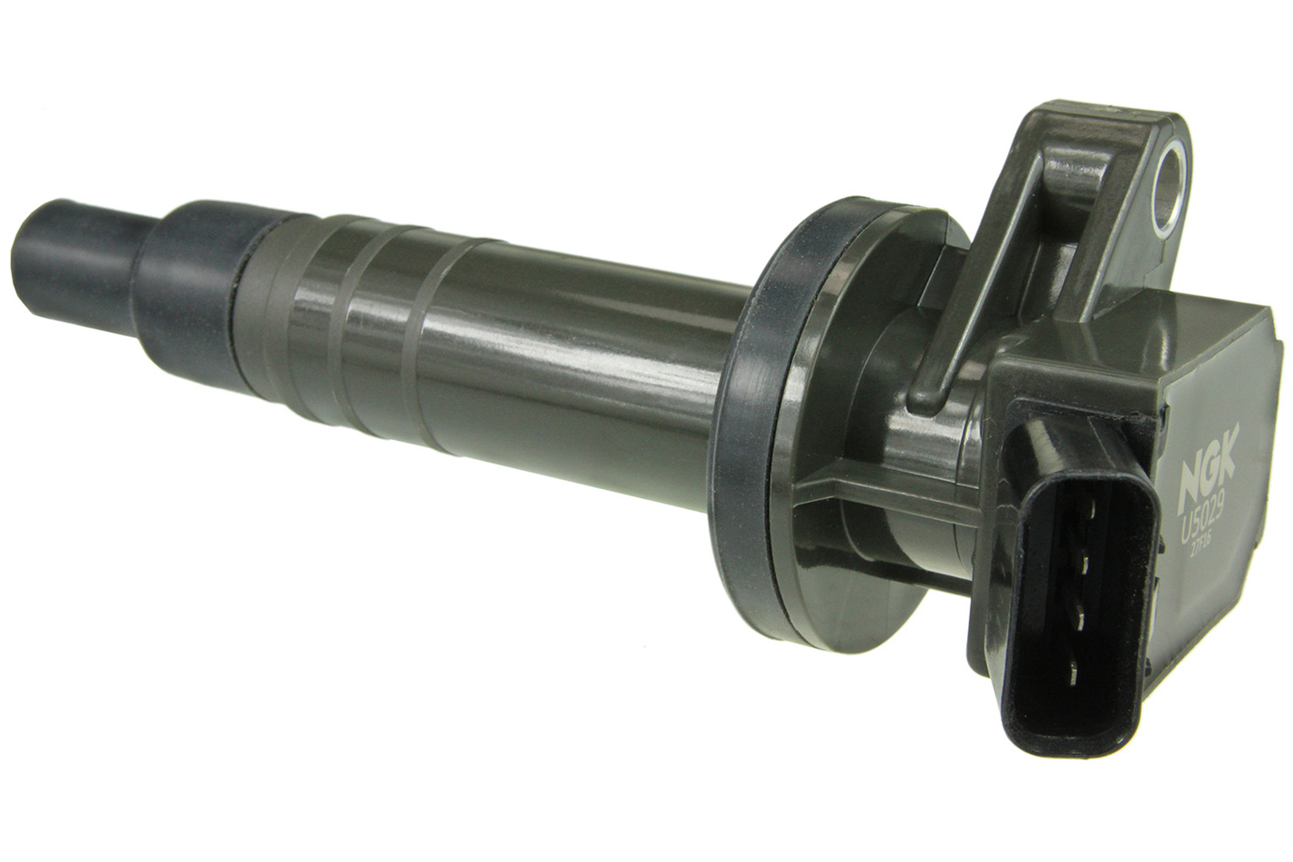 NGK U5029 Ignition Coil Pack, Coil-On-Plug, OE Specs, Black, Each