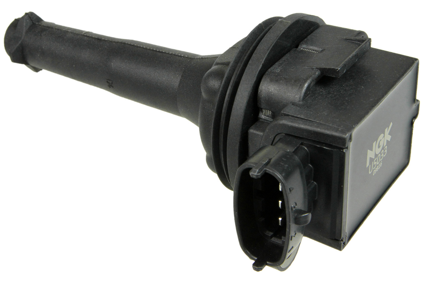 NGK U5033 Ignition Coil Pack, Coil-On-Plug, OE Specs, Black, Each