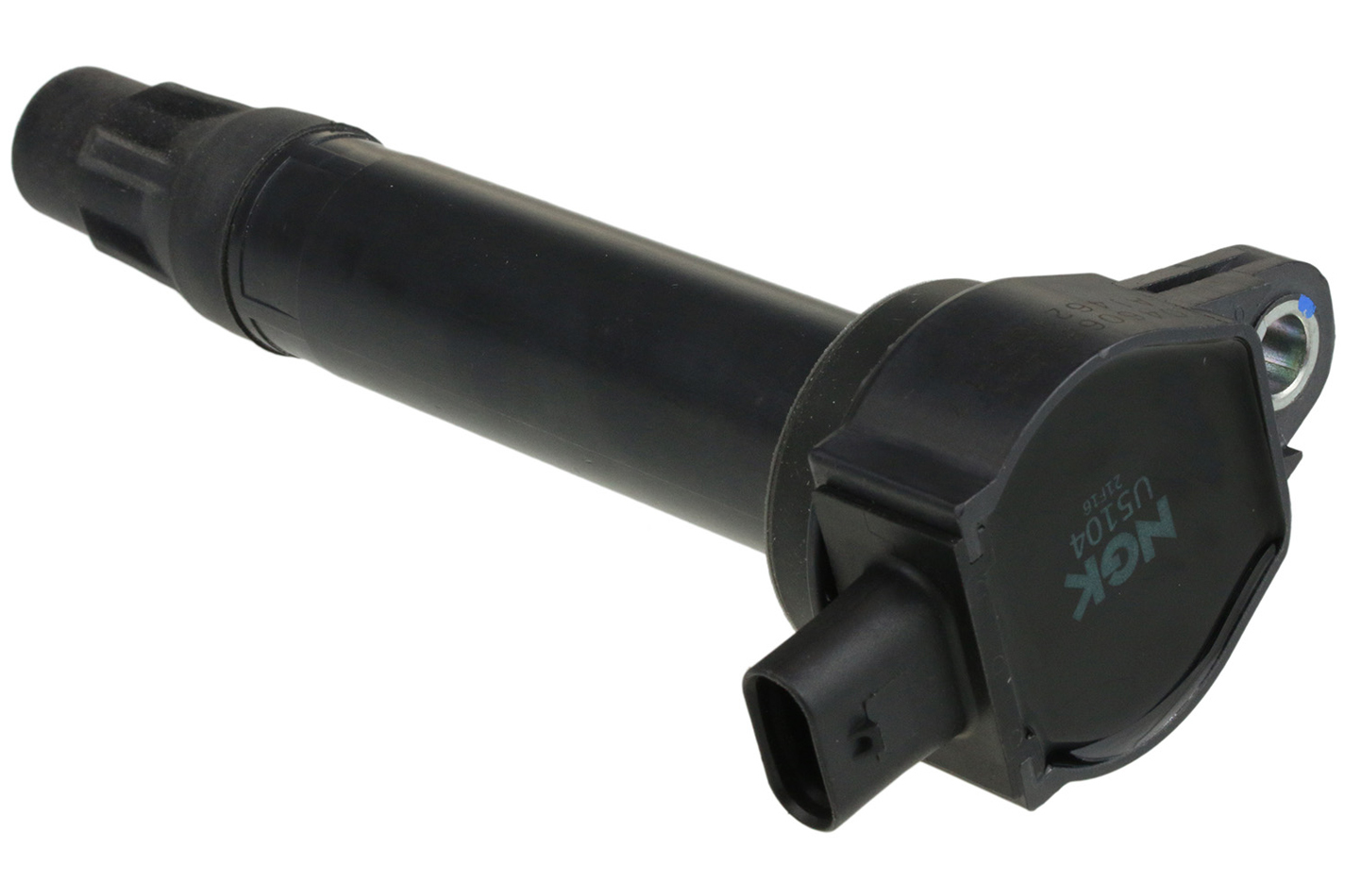 NGK U5104 Ignition Coil Pack, Coil-On-Plug Pencil Type, OE Specs, Black, Each