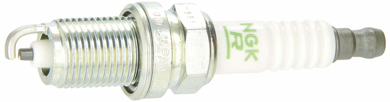 NGK ZFR5J-11 Spark Plug, NGK V-Power, 14 mm Thread, 0.749 in Reach, Gasket Seat, Stock Number 5584, Resistor, Each