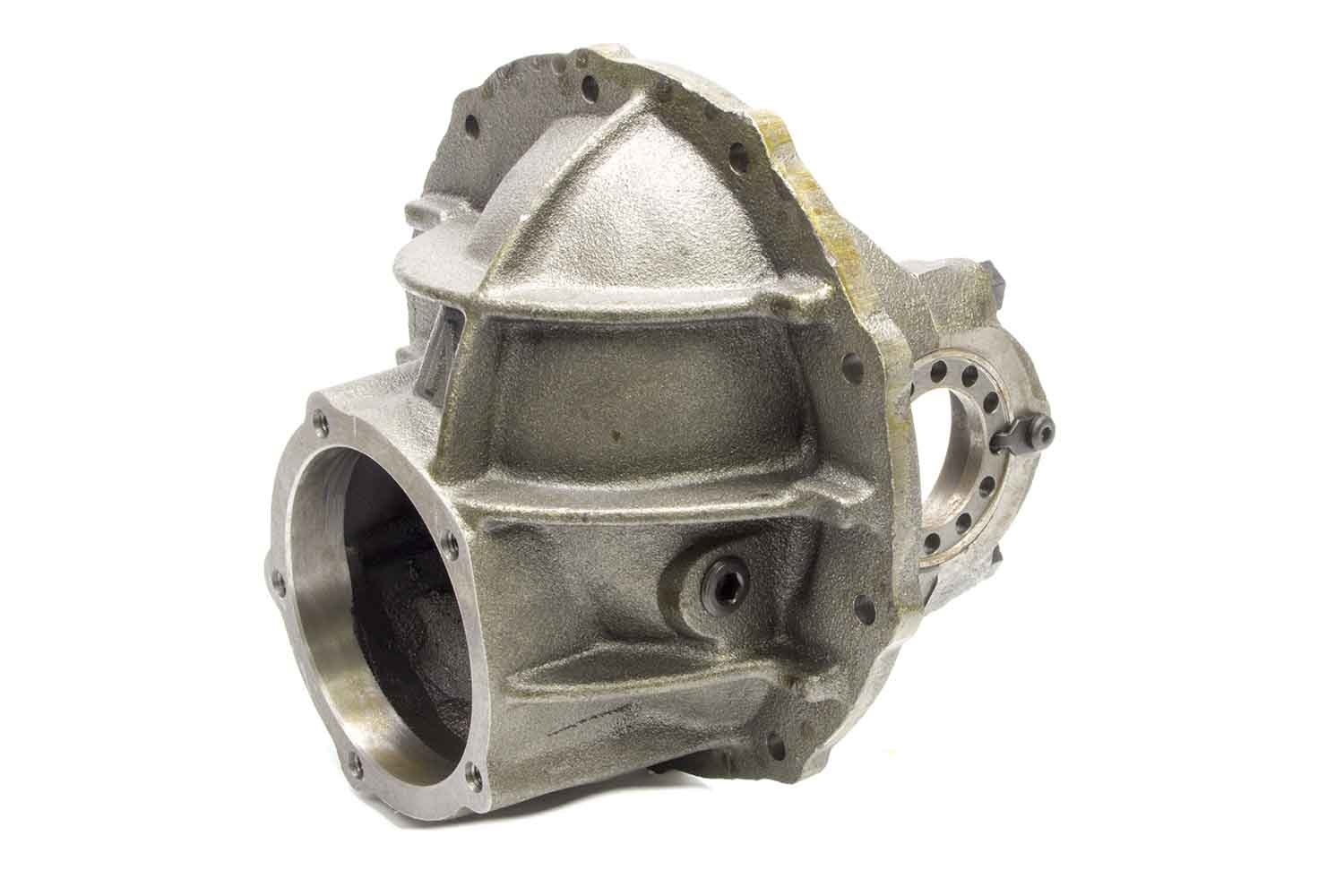 Nine Plus 94026 Differential Case, Sportsman Case, 3.062 in Bore, Adjusters/Caps, Ductile Iron, Natural, Ford 9 in, Each