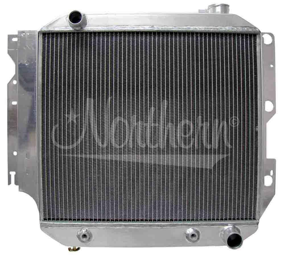 Aluminum Radiator Jeep 87-04 Wrangler w/V8 Eng