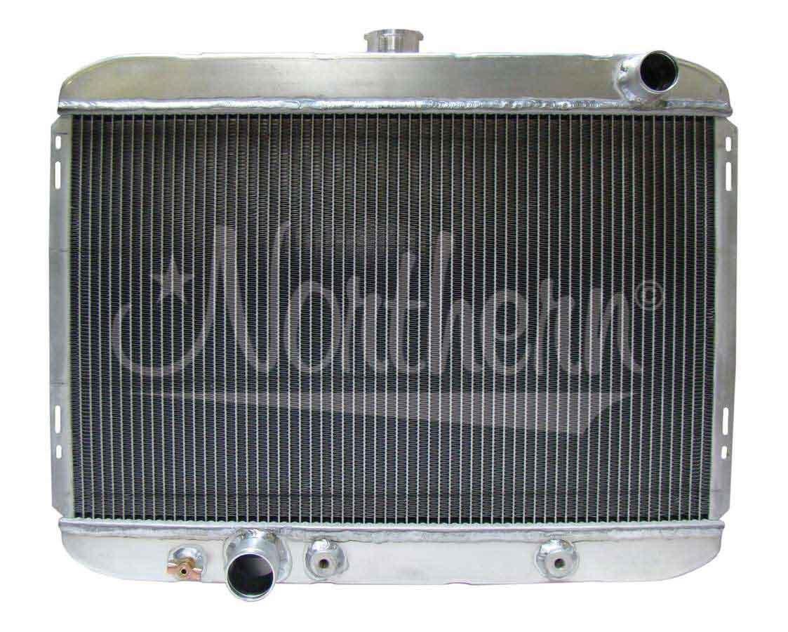 Aluminum Radiator GM 67-69 Mustang Auto Trans