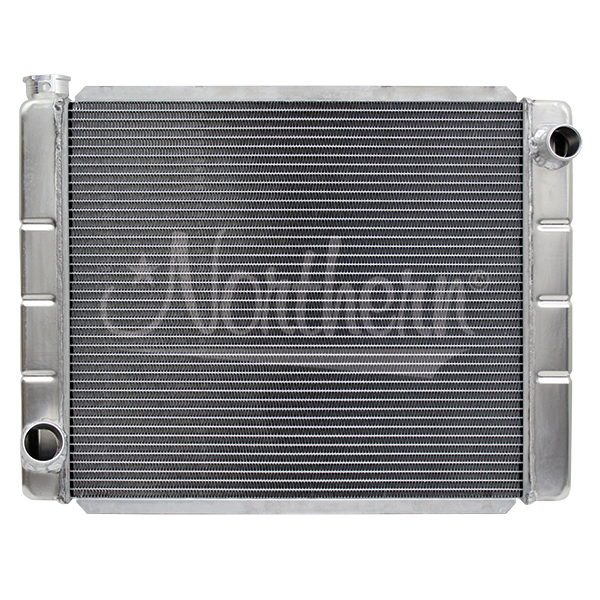 Northern Radiator 209671 Radiator, Race Pro, 26 x 19 x 3-1/8 in, Driver Side Inlet, Passenger Side Outlet, Aluminum, Each