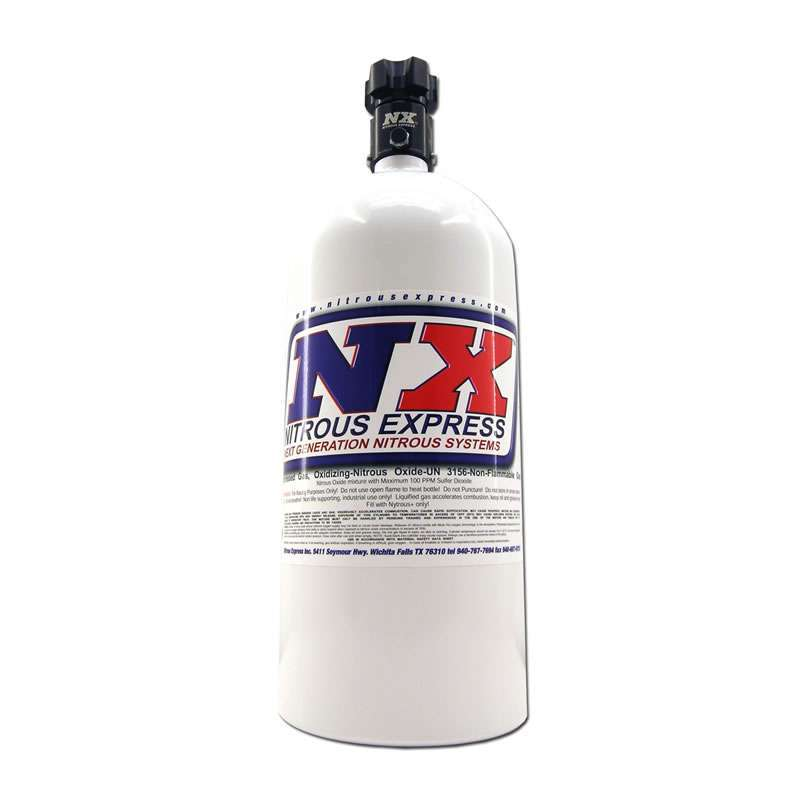 Nitrous Express 10lb. Nitrous Bottle