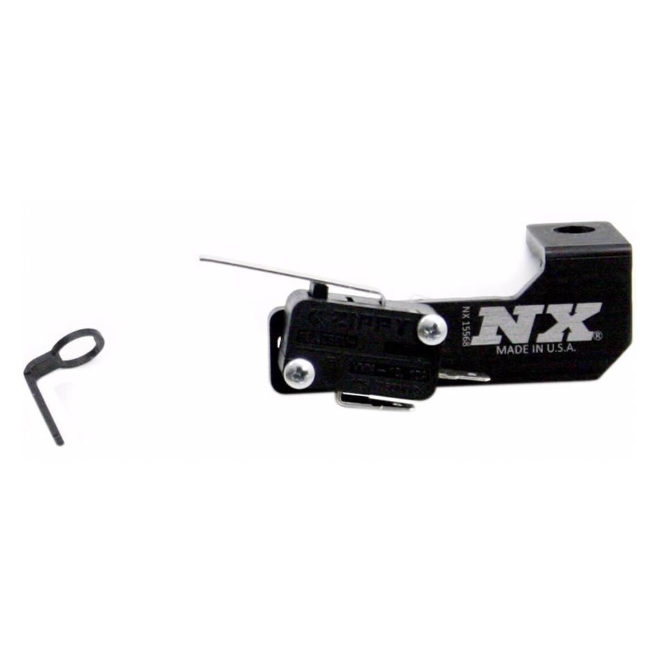 Nitrous Express 15569 Throttle Position Switch, Wide Open Throttle, Bracket / Hardware, Holley 4150 Carburetors, Kit
