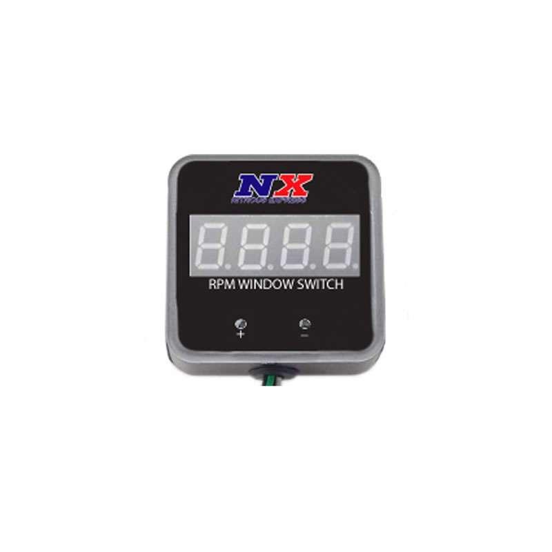 RPM Activaited Digital Switch - Adjustable