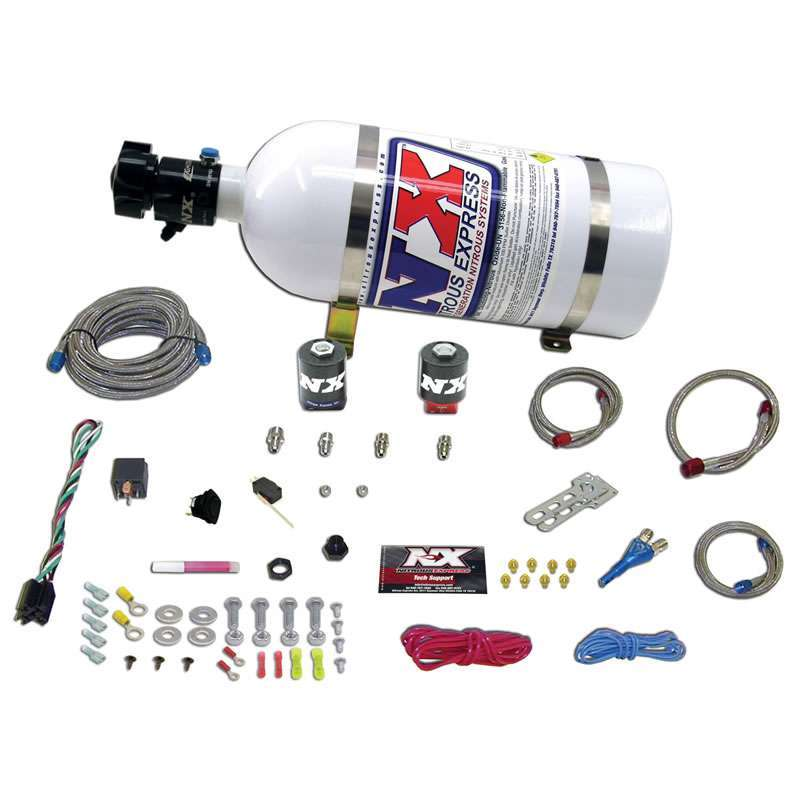 Nitrous Express Dodge EFI Single Nozzle Nitrous System
