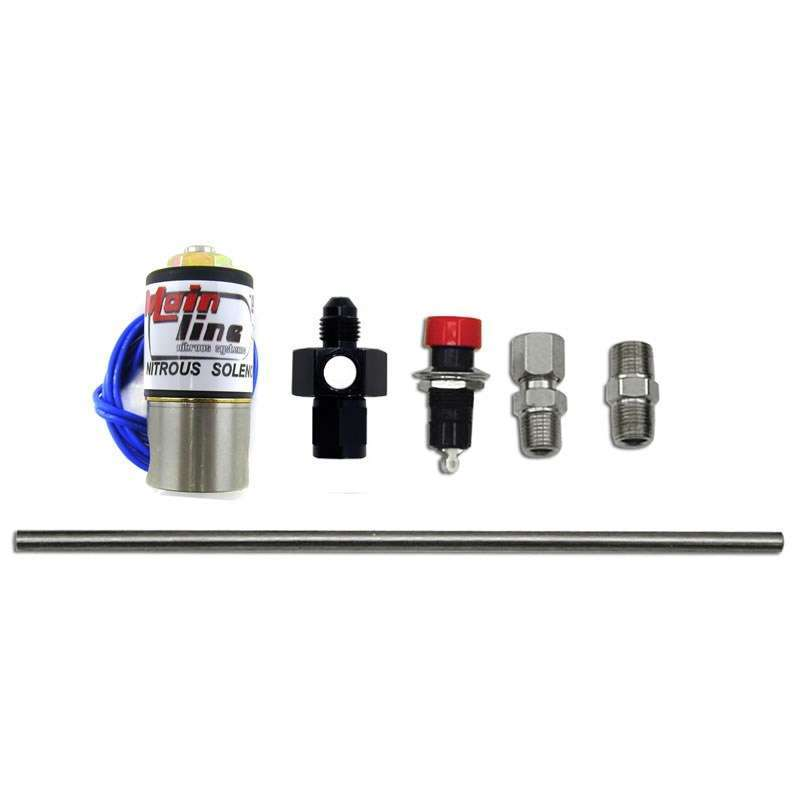 Nitrous Express 6an Nitrous Purge Kit - Mainline