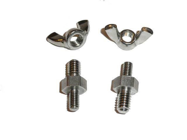 Stud Adaptor Kit 5/16in Studs w/Wing Nuts