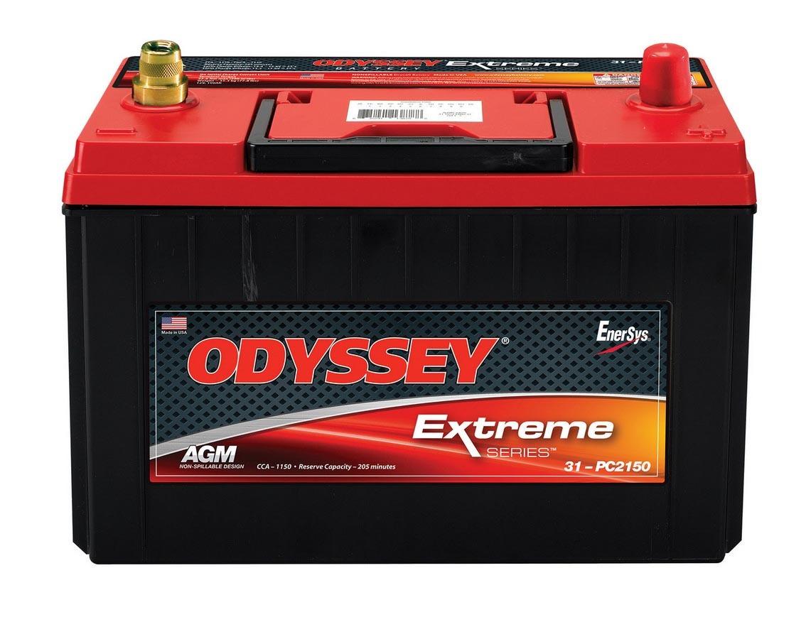 Battery 1150CCA/1370CA SAE Standard Terminal