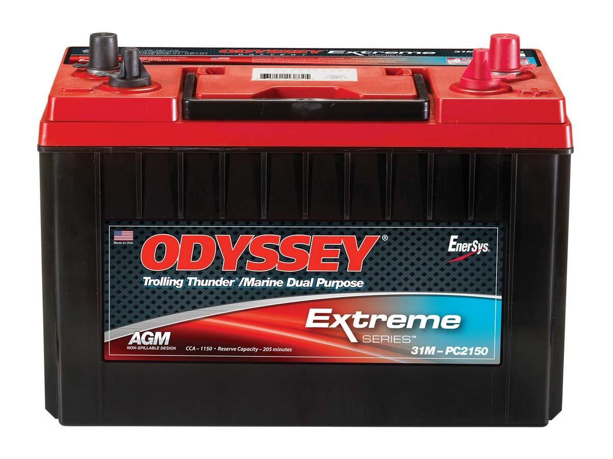Battery 1150CCA/1370CA Dual SAE/ 3/8in Stud