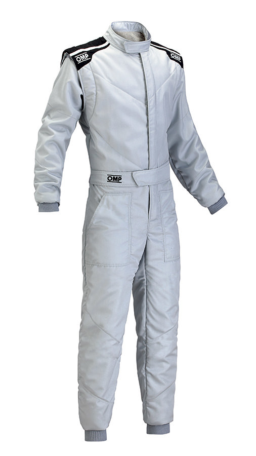 First S Suit My 2017 Silver/Black 52 Medium
