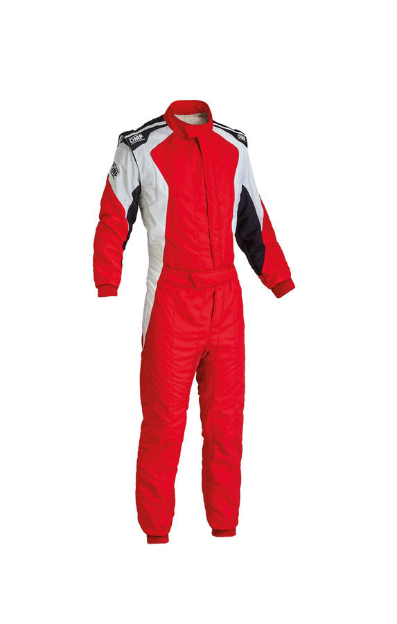 First Evo Suit Red/White 52 Medium
