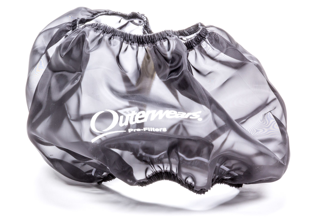 Outerwears 10-1238-01 Air Filter Wrap, Pre Filter, 9 in OD, 5 in Tall, Polyester, Black, Each
