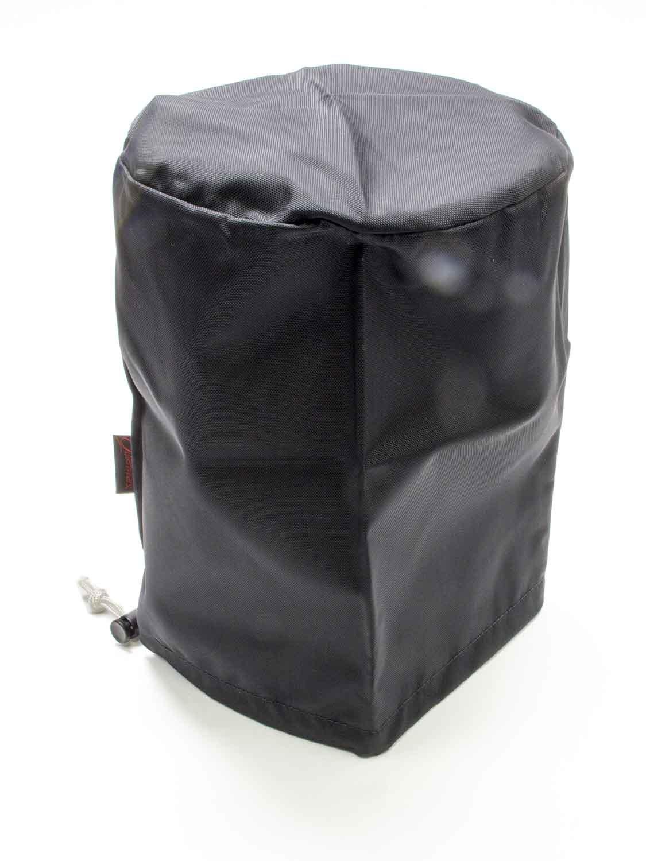 Outerwears 30-1264-01 Scrub Bag, Polyester, Black, Large Cap Magnetos, Each