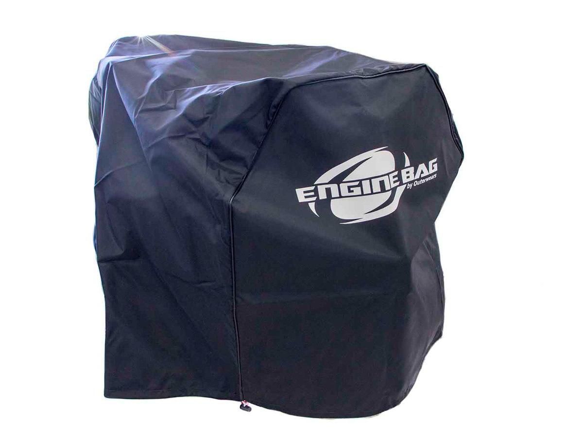 Black Engine Bag