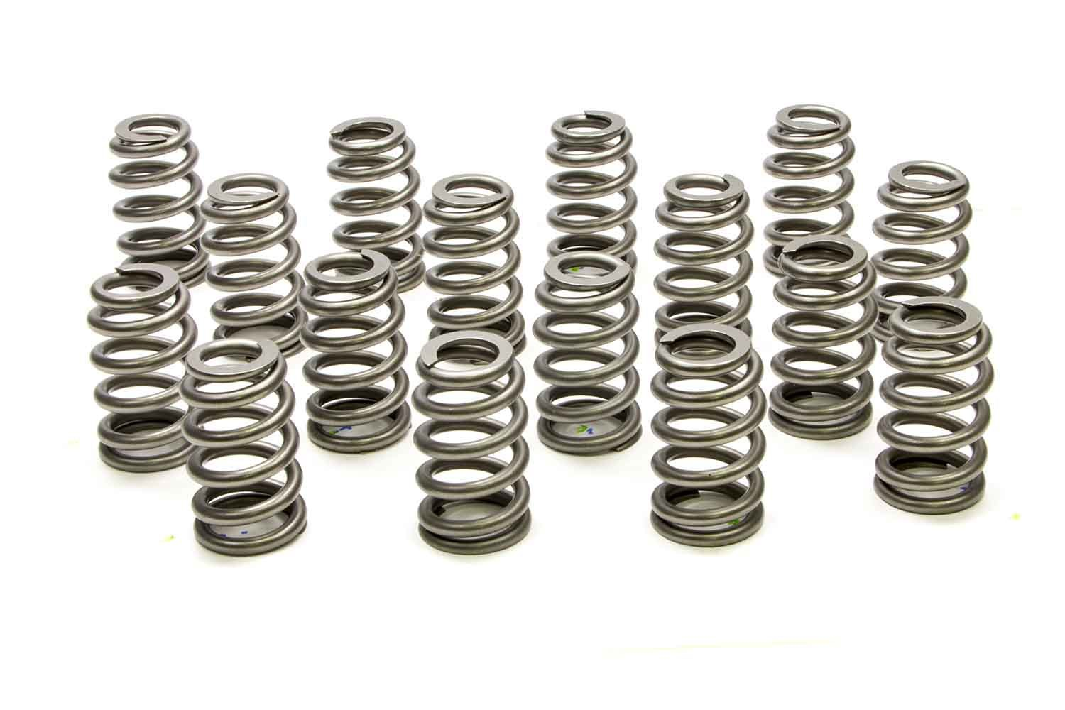 PAC Racing Springs PAC-1211X Valve Spring, RPM Series, Beehive Spring, 385 lb/in Spring Rate, 1.100 in Coil Bind, 1.290 in OD, Set of 16