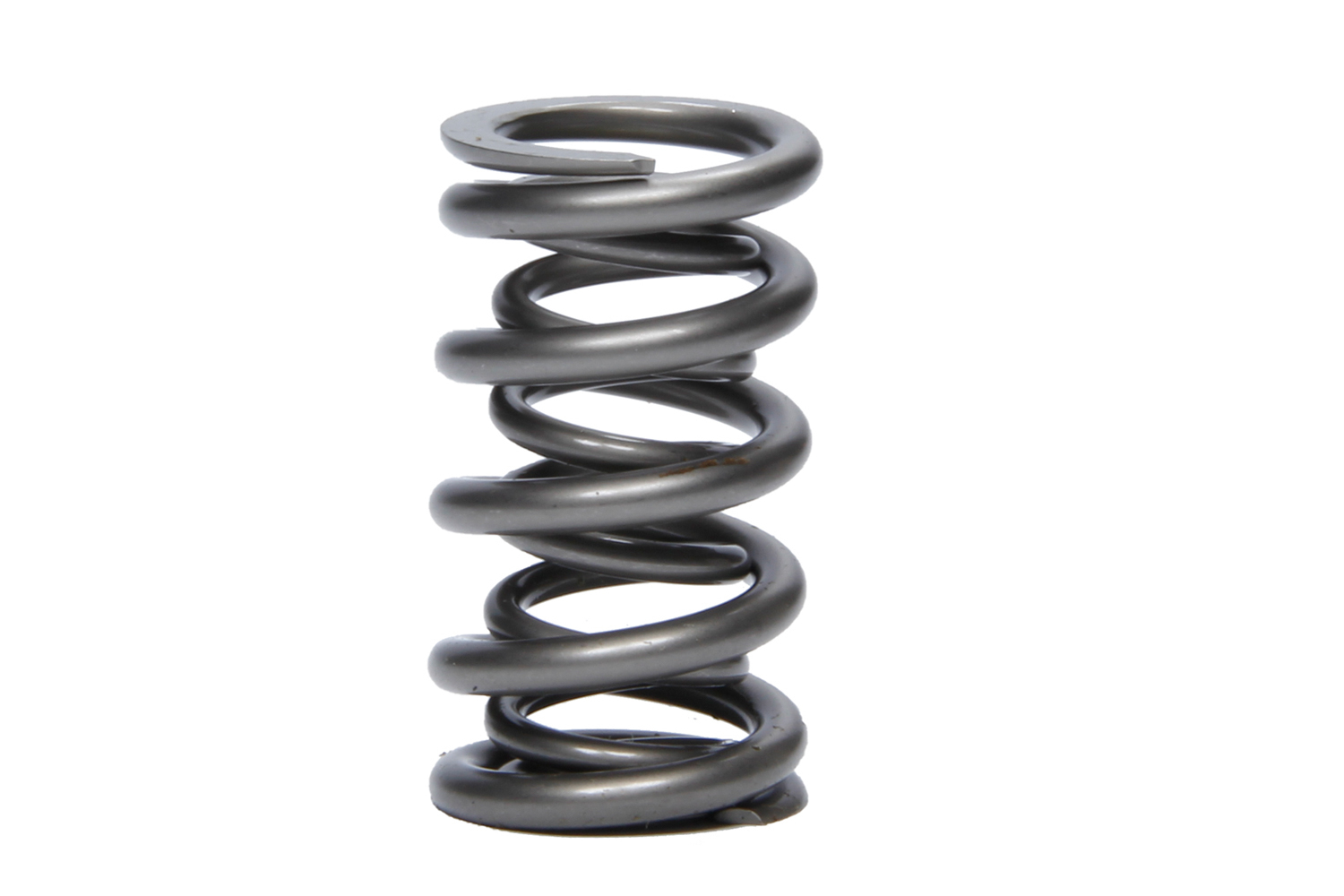 PAC Racing Springs PAC-1237X-1 Valve Spring, 1200 Series, Dual Spring, 550 lb/in Spring Rate, 1.045 in Coil Bind, 1.274 in OD, Each
