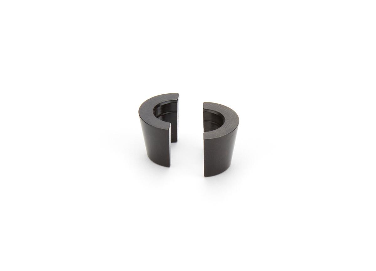 PAC Racing Springs PAC-L8025-1 Valve Lock, 10 Degree, 11/32 in Valve Stem, Standard Height, Steel, Natural, Pair