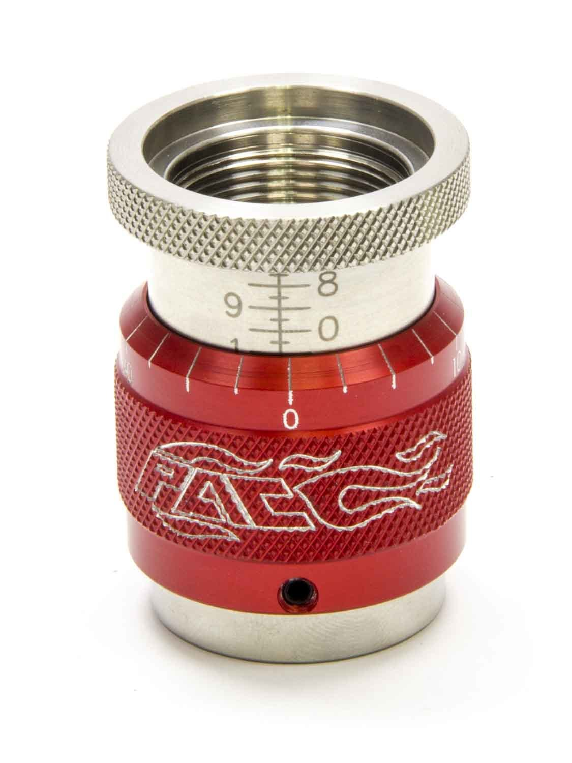 PAC Racing Springs PAC-T902 Valve Spring Height Gauge, 1.800-2.600 in Range, 0.001 in Scale, Red Anodized, Each
