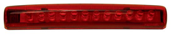 Red 12 LED Single Light