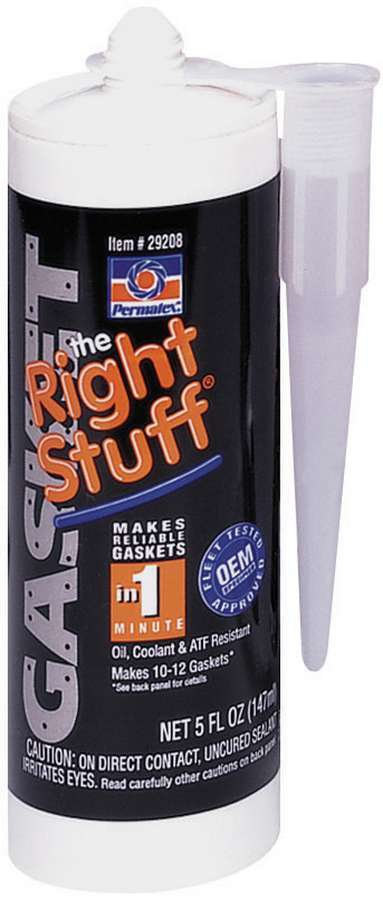 The Right Stuff Gasket Maker 5oz Cartridge