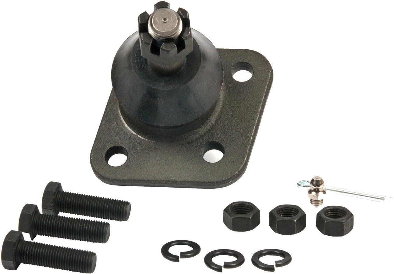 Proforged 101-10153 Ball Joint, Greasable, Upper, Bolt-In, Ford Passenger Car 1967-80, Each