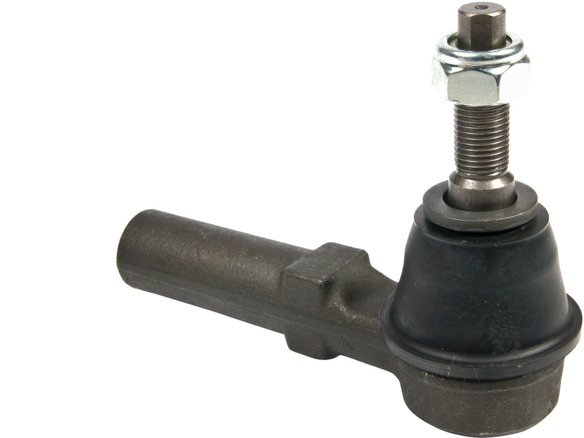 ProForged 104-10631 Tie Rod End, Outer, OE Style, Female, Rubber / Steel, Black / Black Paint, Ford Mustang 2005-14, Each