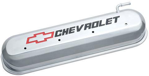GM LS Valve Covers - Slant Edge - Polished