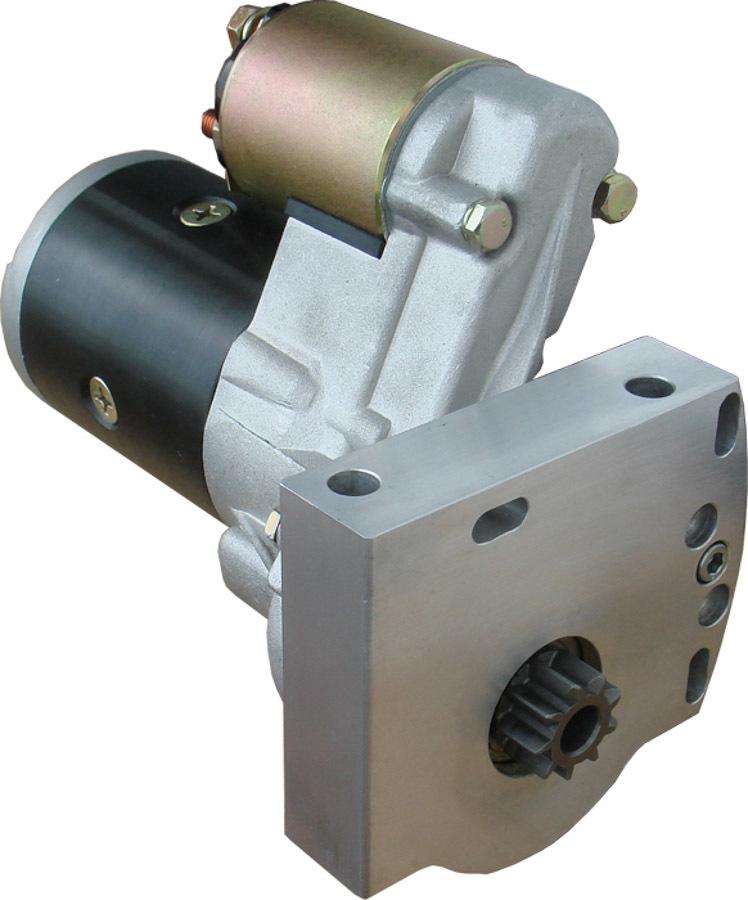 Proform 66273 Starter, High-Torque, 3.75:1 Gear Reduction, Adjustable Block, Black, GM LS-Series, Each